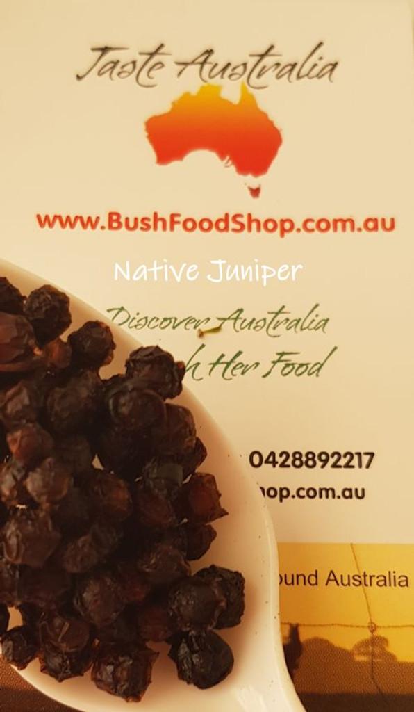 Native Juniper (boobialla)