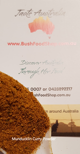 Munducklin Curry Powder