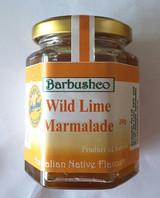 Wild lime marmalade