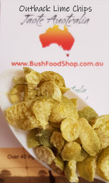 Outback Lime Chips, Desert Lime Chips