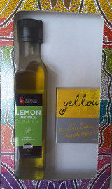 Lemon Myrtle Olive Oil Dukkah Gift set