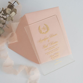 Sample of Clear Elegance Pink