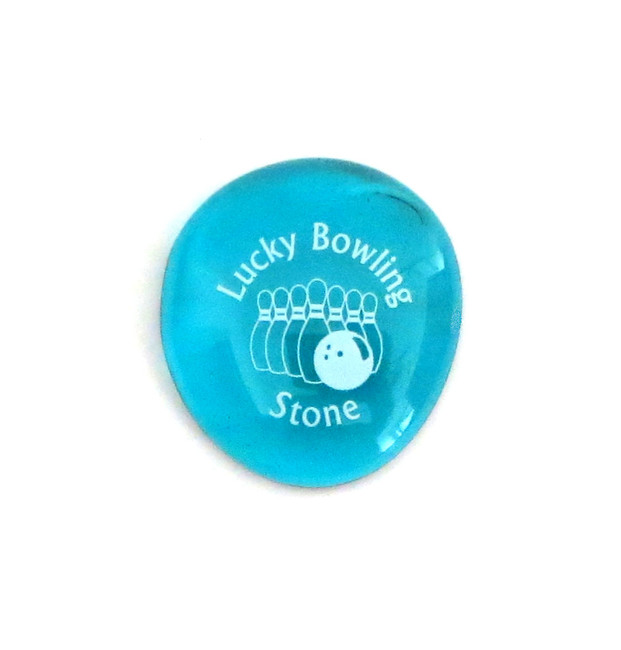 Lucky Bowling Stone... From Lifeforce Glass