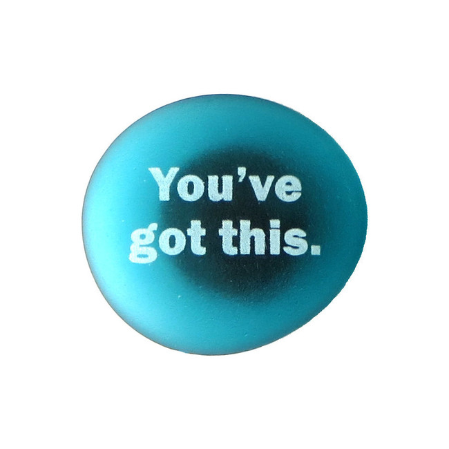 You've Got This Inspiration Magnet. By Lifeforce Glass, Inc.