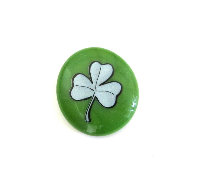 Shamrock... From Lifeforce Glass