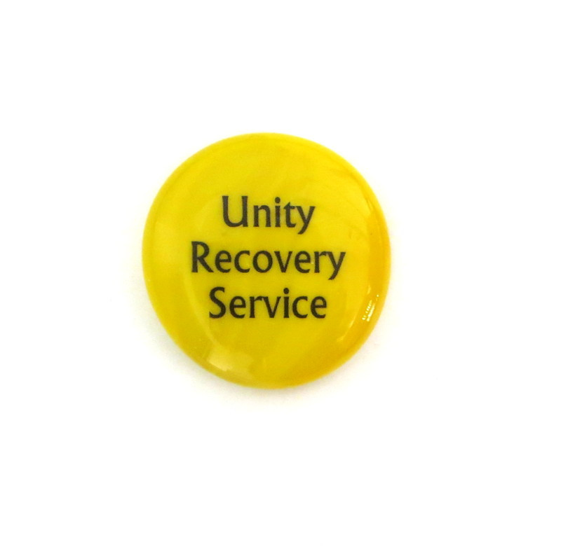 Unity Recovery Service... Glass Stone From Lifeforce Glass