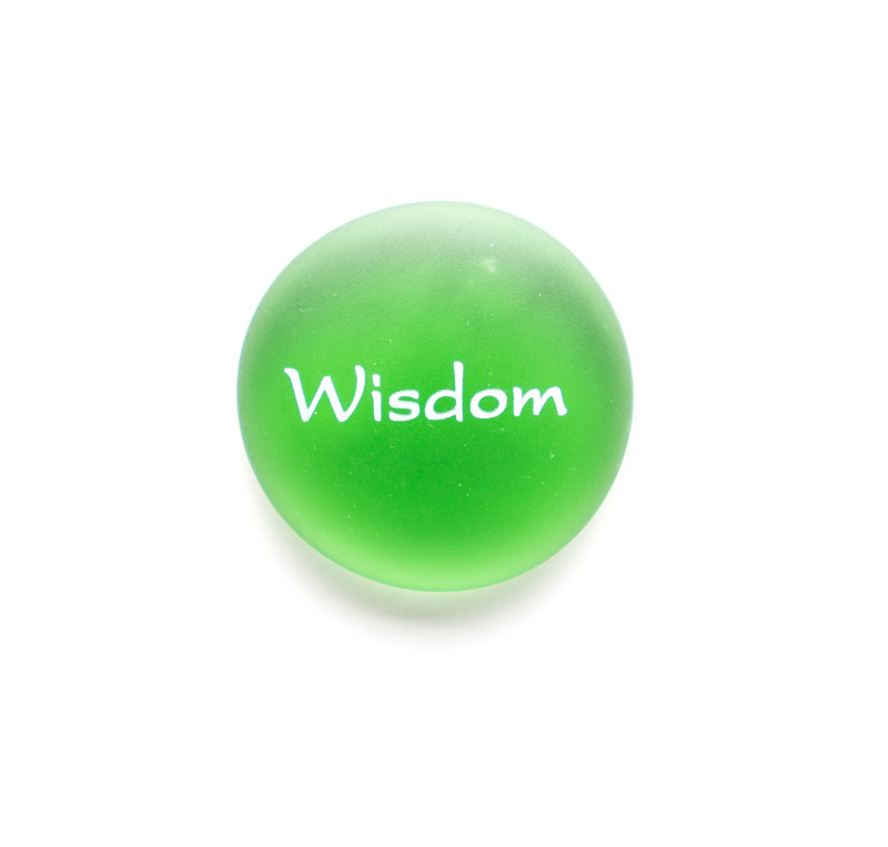 The Mermaid's Message, Wisdom. Lifeforce Glass, Inc.