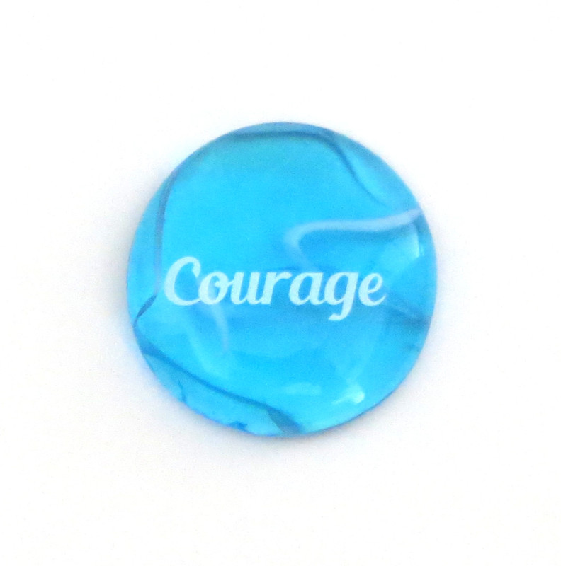 Festival Glass, Courage, From Lifeforce Glass, Inc.