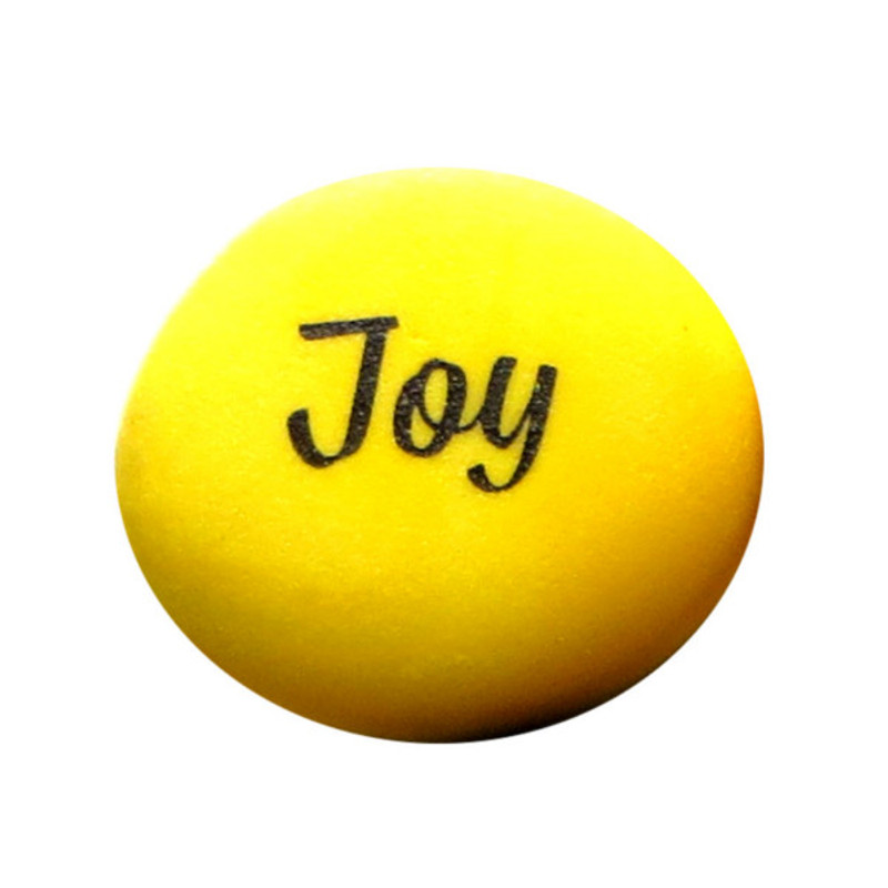 Joy Sea Stone from Lifeforce Glass, Inc.