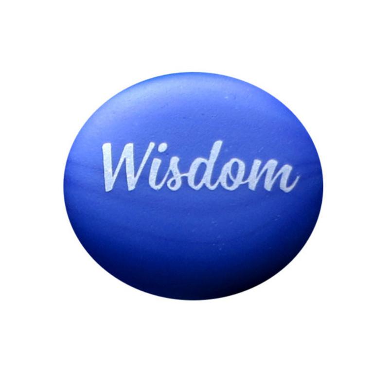 Wisdom Sea Stone from Lifeforce Glass, Inc.