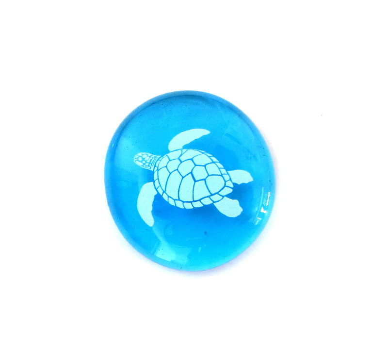 Sea Turtle... from Lifeforce Glass Inc.