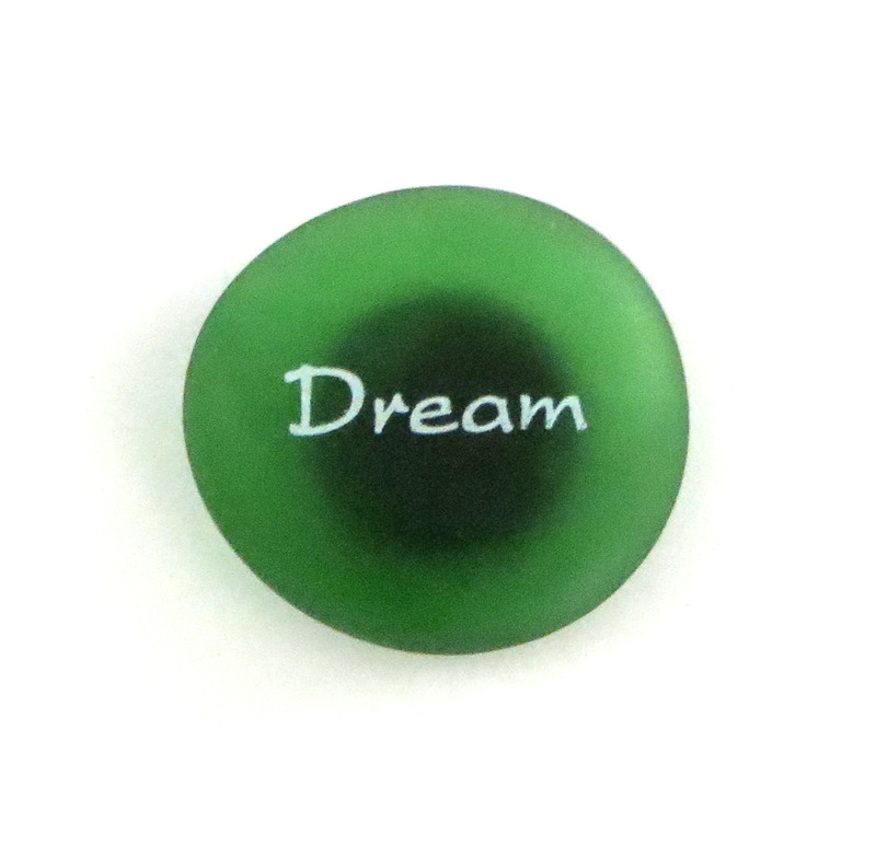 The Mermaid's Message Magnet, Dream From Lifeforce Glass