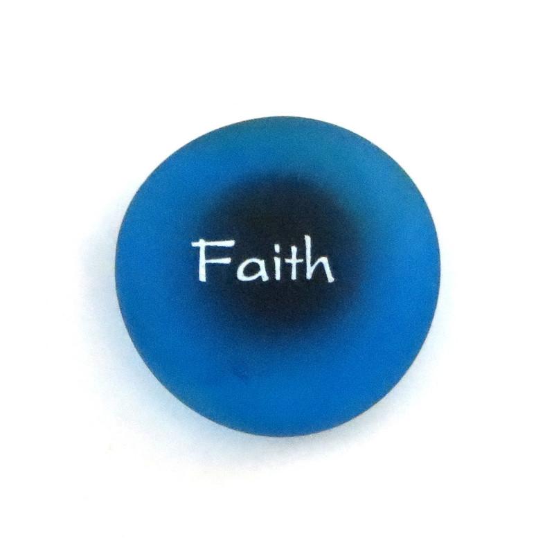 Mermaid Message Magnet, Faith