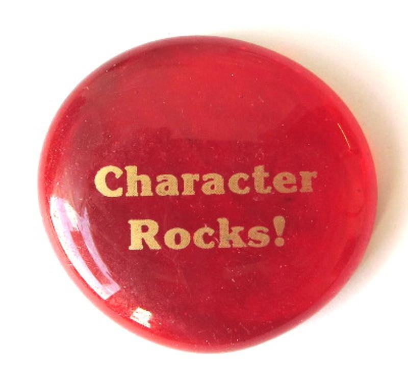 Character Rocks!