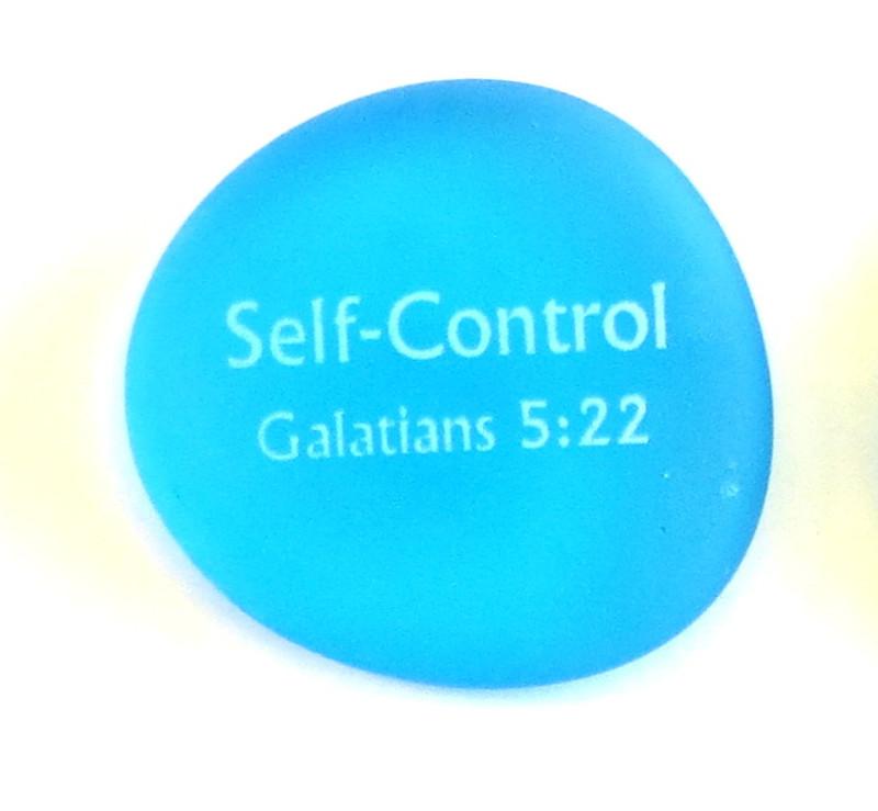 Self Control Galatians 5:22 (Fruit of the Spirit)