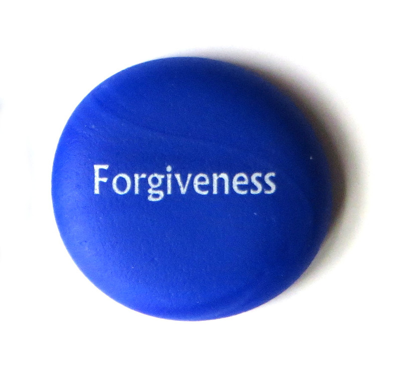 Sea Stone Forgiveness from Lifeforce Glass, Inc.