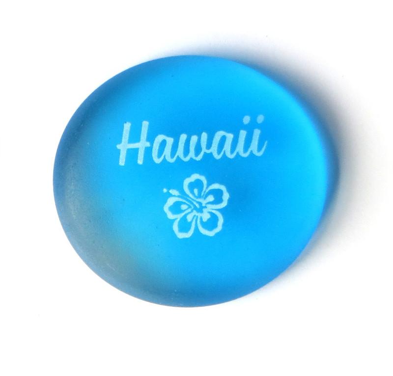 Sea Stone Hawaii from Lifeforce Glass