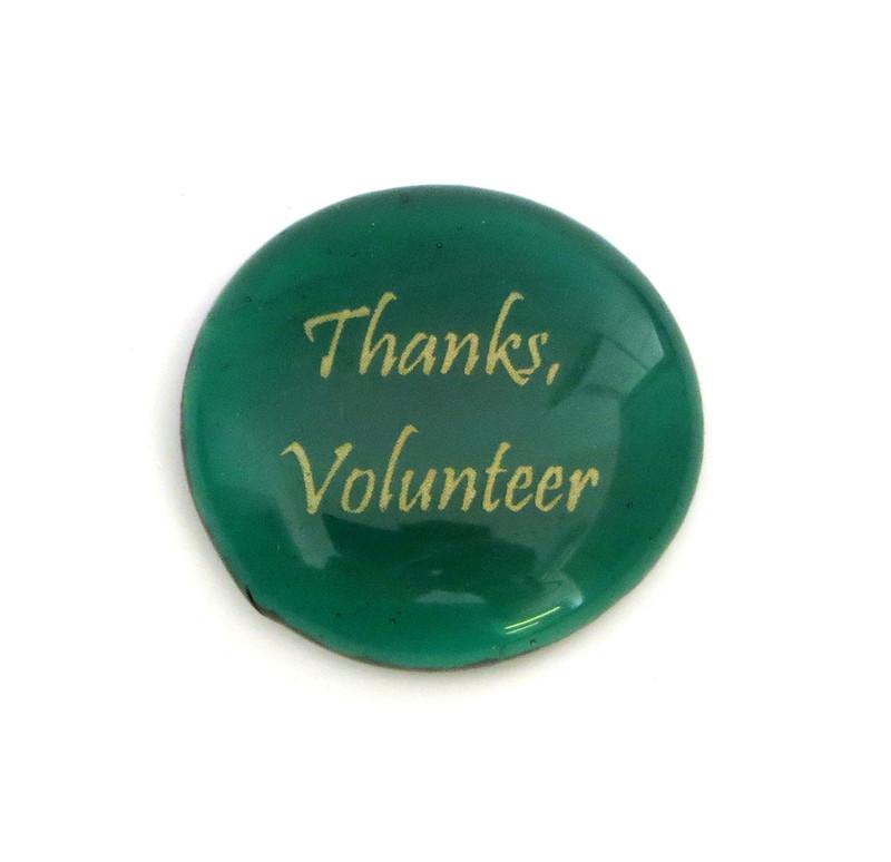 Thanks Volunteer