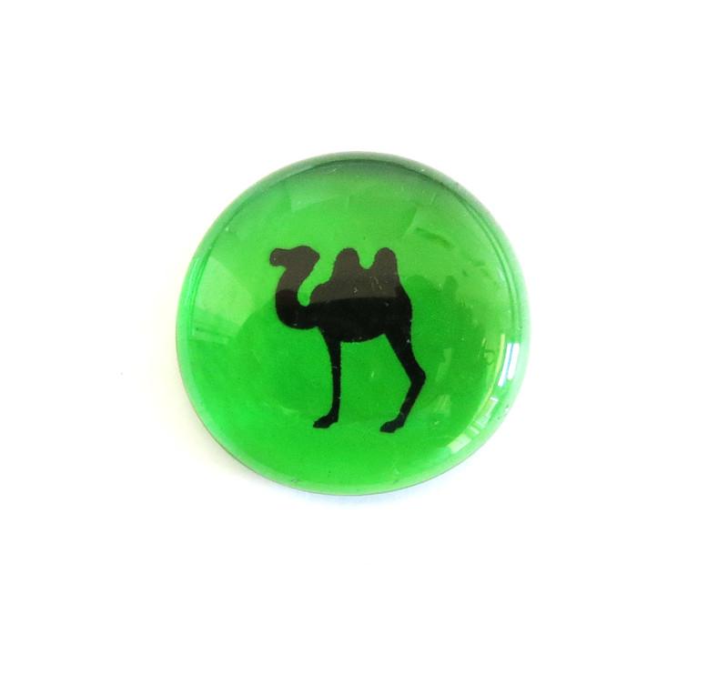 Original Printing Camel, greens