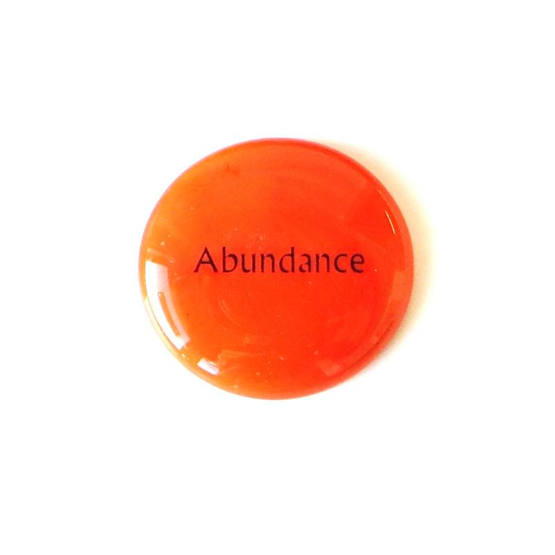 Abundance Glass stone...From Lifeforce Glass