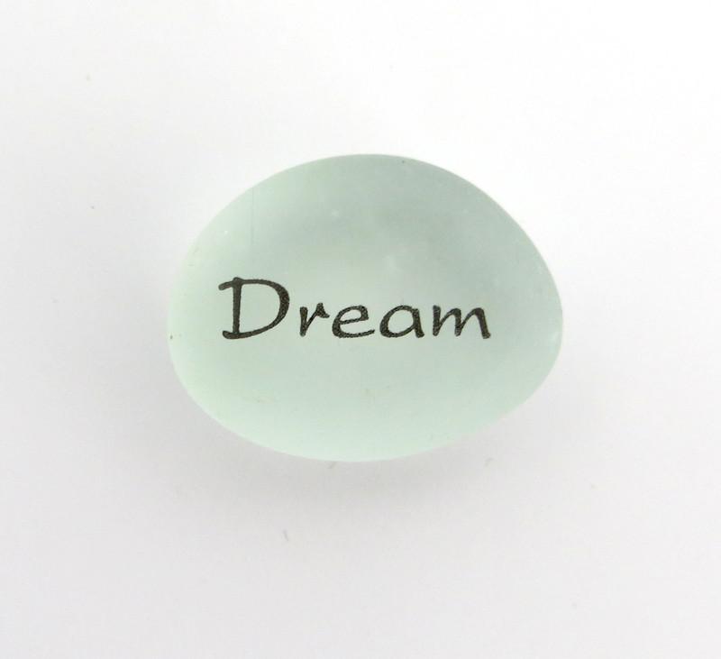 Dream Peace Pebble