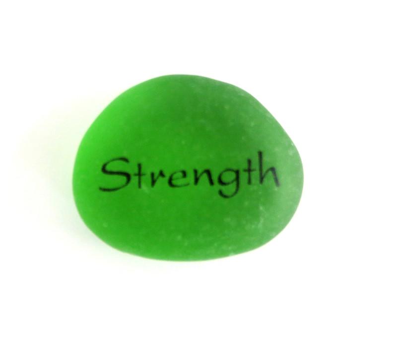 Strength Peace Pebbles