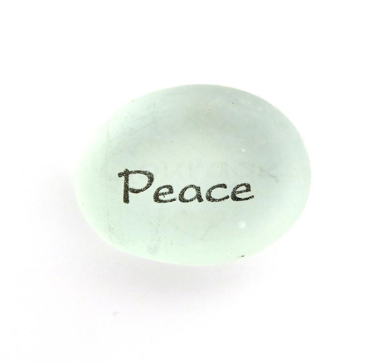 Peace Pebbles, Peace