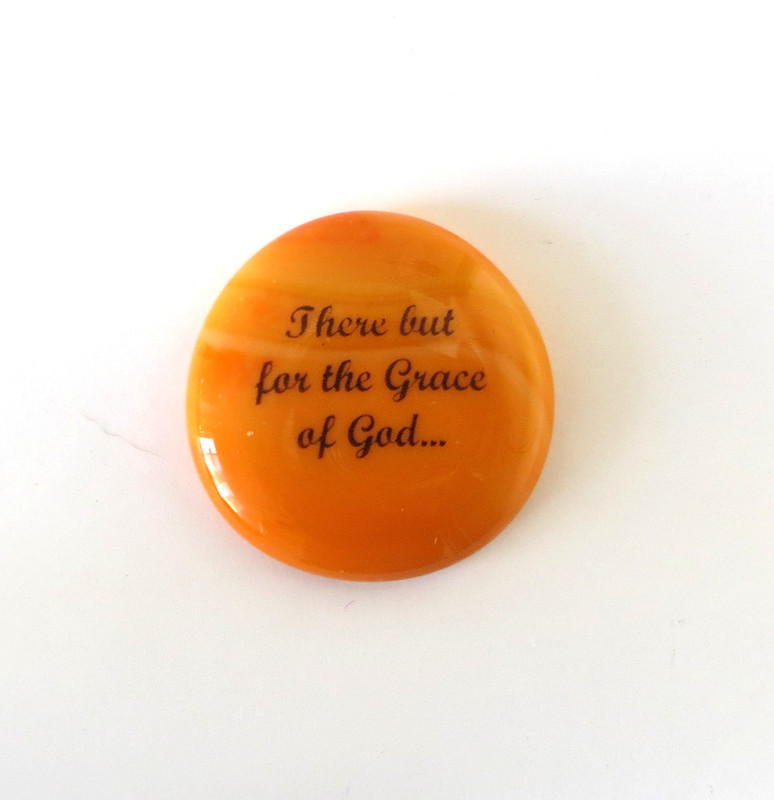 There but for the grace of God..., Original Printing , Opal Orange