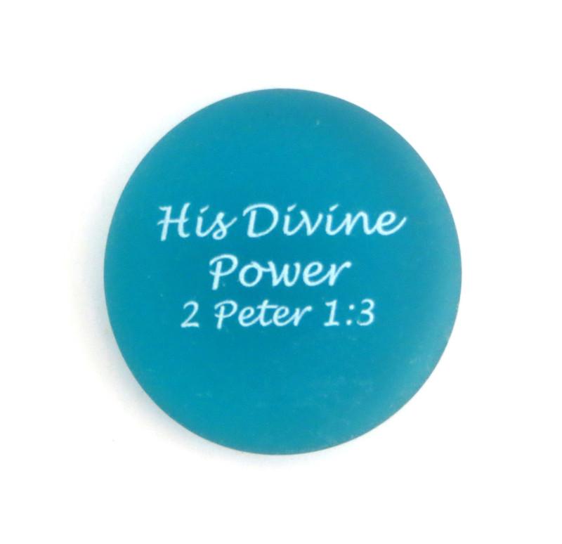 His Divine Power