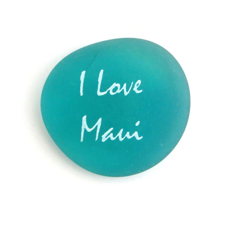 I love Maui