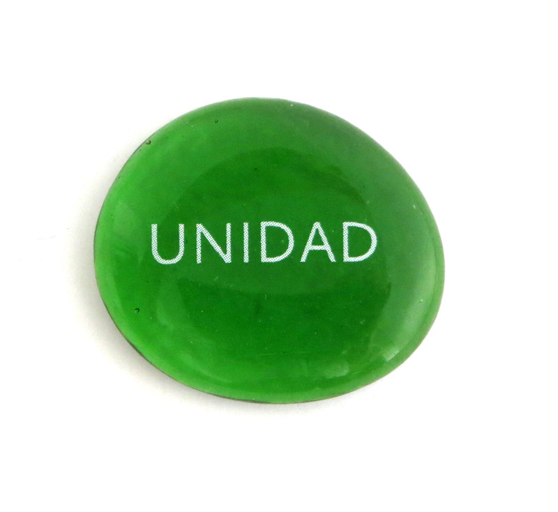 Unidad, Unity in Spanish