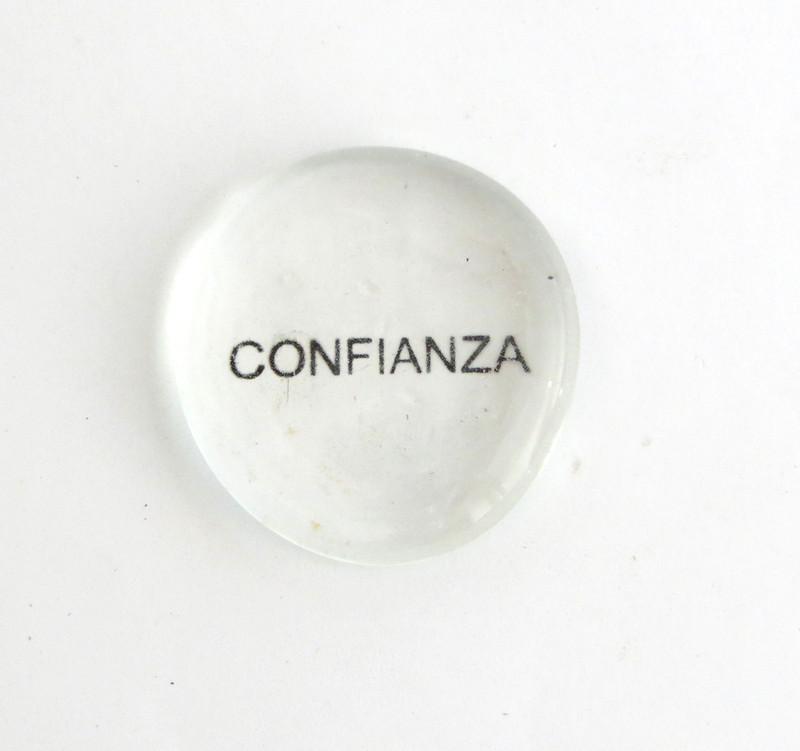 Confianza, Confidence in Spanish