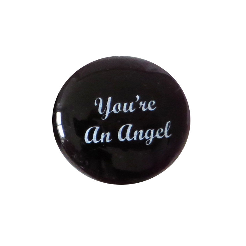 You're An Angel... Glass Stone from Lifeforce Glass