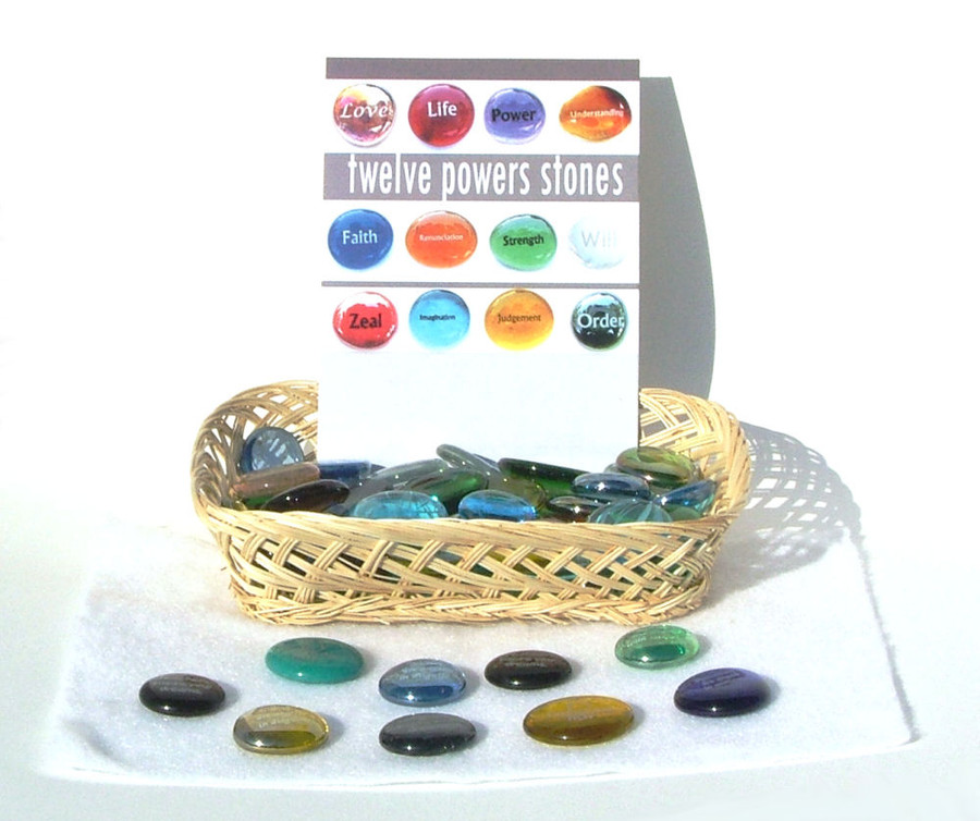 12 Power Assortment, Traditional, 144 pieces