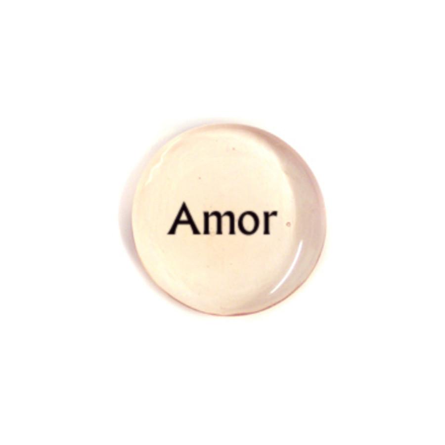 12 Power Stones, Spanish, Amor (Love)