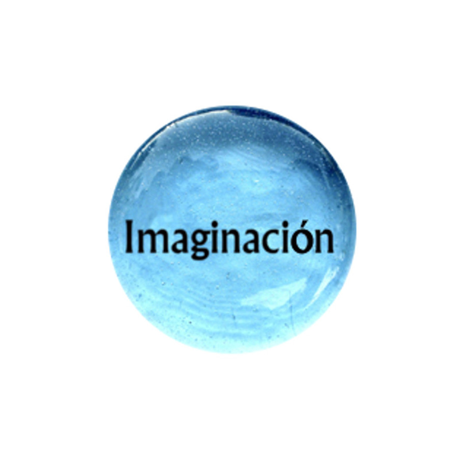 Spanish 12 Powers- Imaginacion (Imagination)
