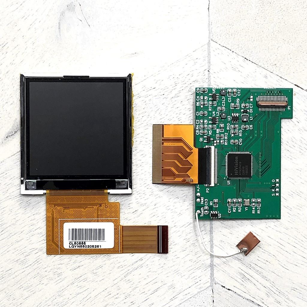 Game Boy Color Backlit LCD