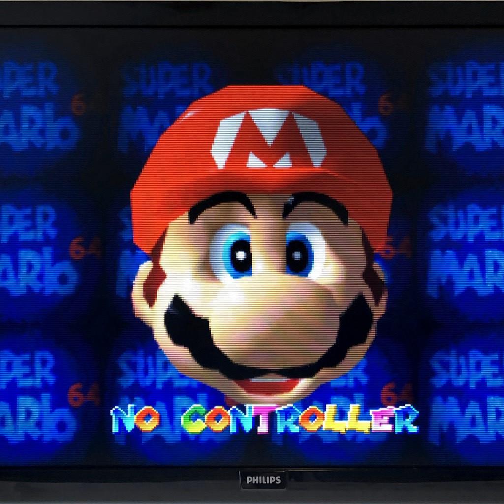 Nintendo 64 RGB V2.0
