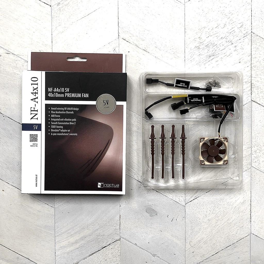 Noctua Silent Fan Mod Kit