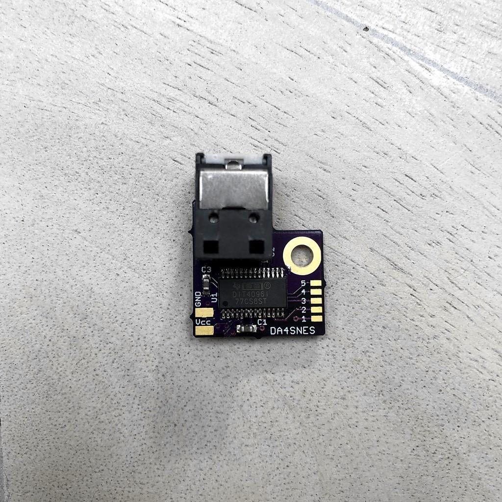 SNES SPDIF / Digital Audio Upgrade