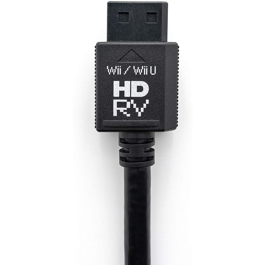 Wii / Wii U Premium YPbPr Component Cable