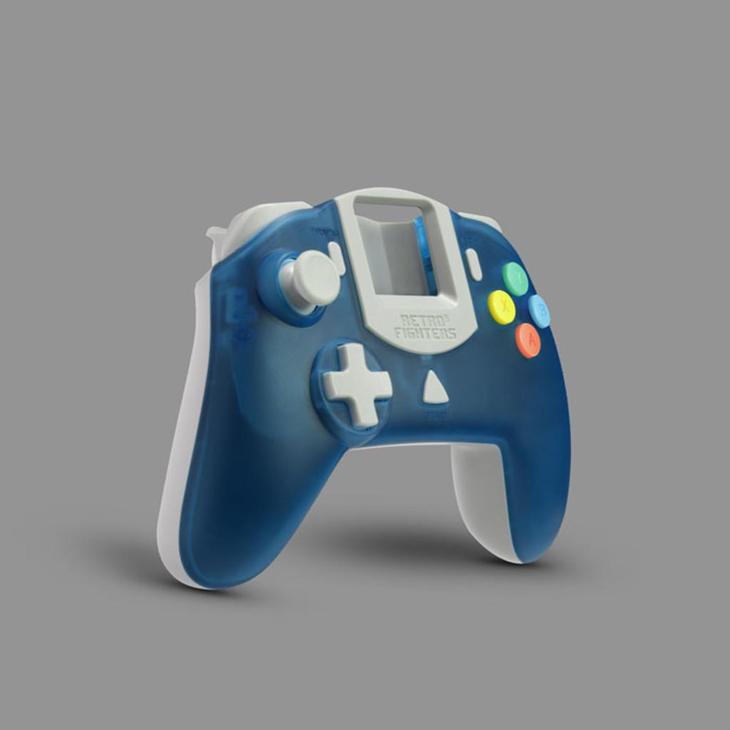 StrikerDC Colour Edition (Blue)