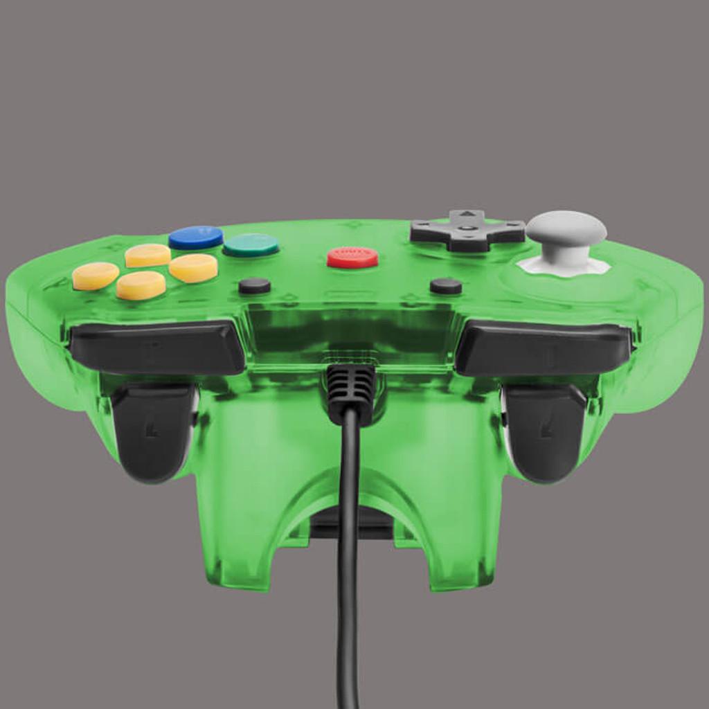 Brawler64 Colour Edition (Green)