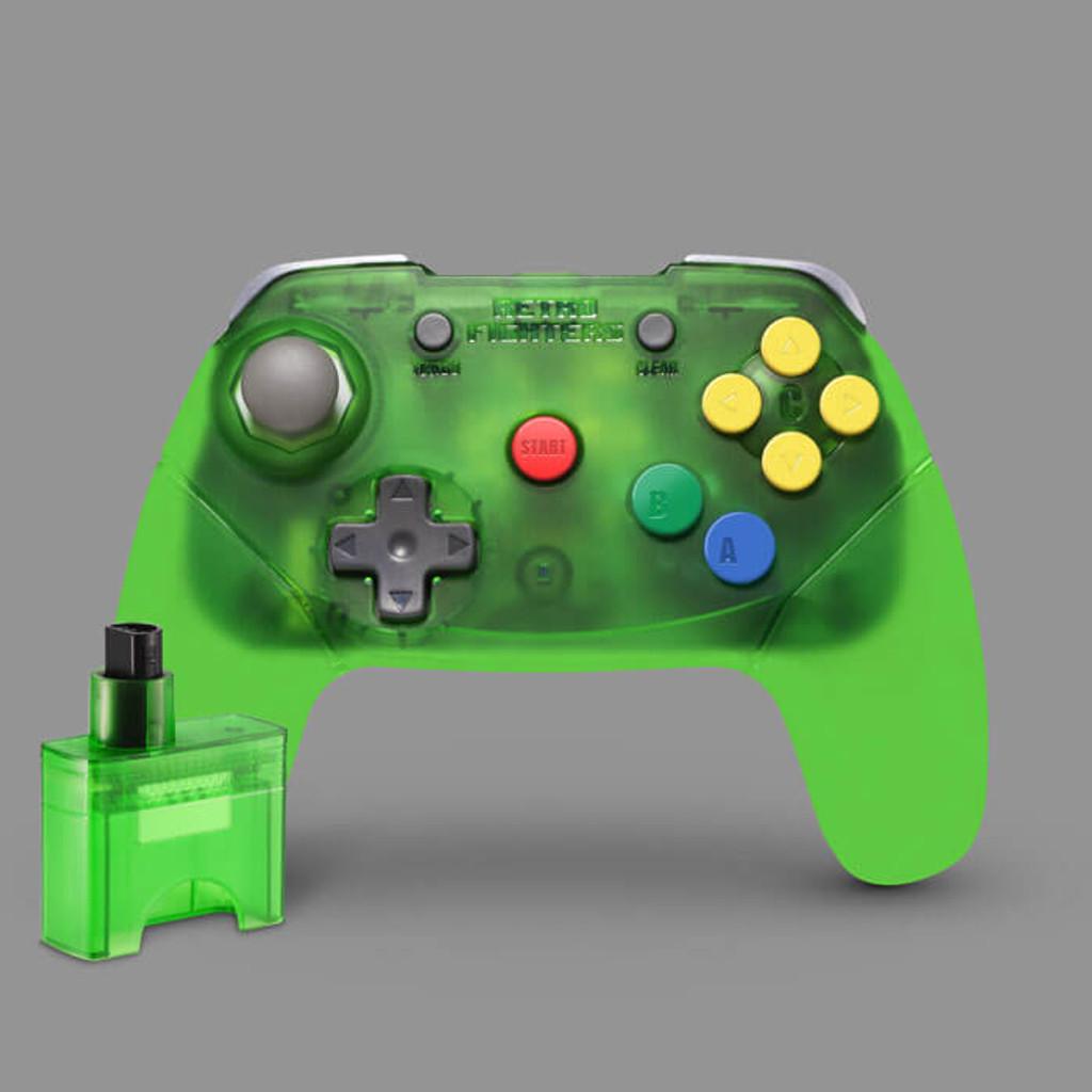 Brawler64 Wireless Edition (Green)