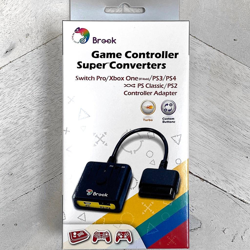 Brook PS3/PS4 to PS2/PS1 Super Converter
