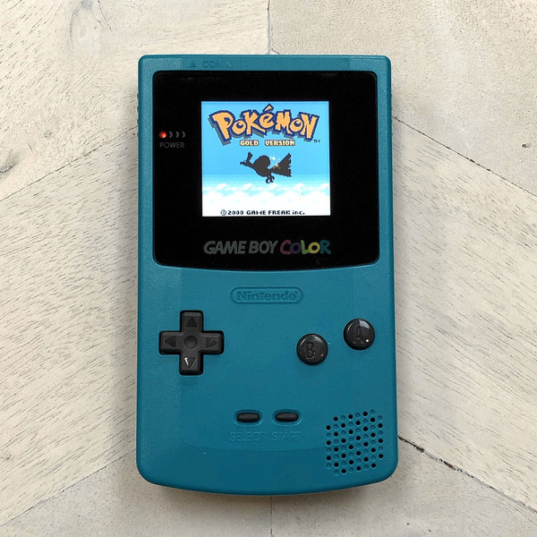 Game Boy Color Backlit McWill LCD Full Kit