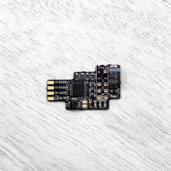 N64 RGB AMP (THS7374)