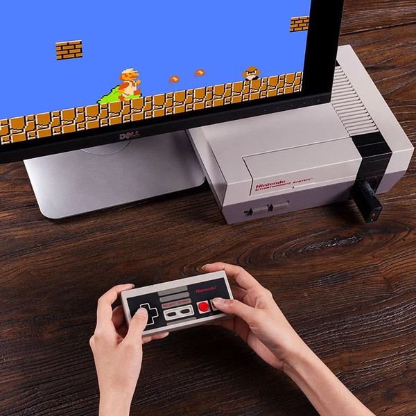 NES Controller Wireless Mod Kit