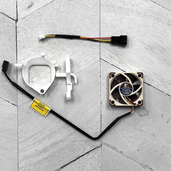 Noctua Silent Fan Upgrade Kit