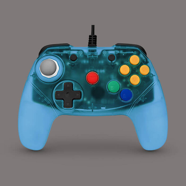 Brawler64 Colour Edition (Blue)